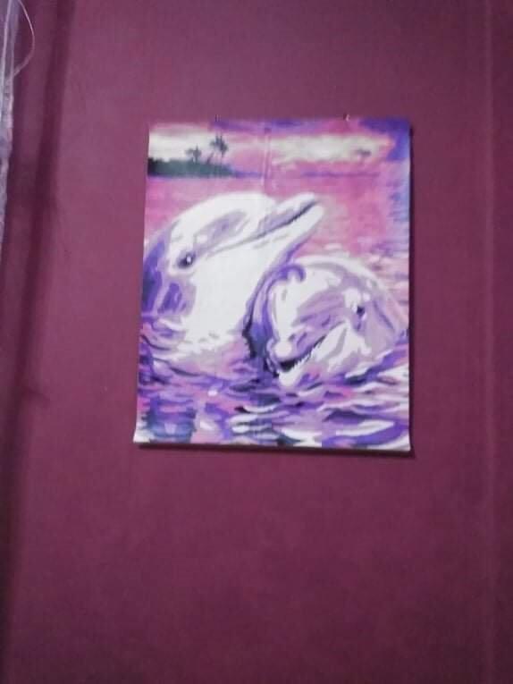 Това е първата ми картина,която нарисувах по по... (Снимка към рецензията)