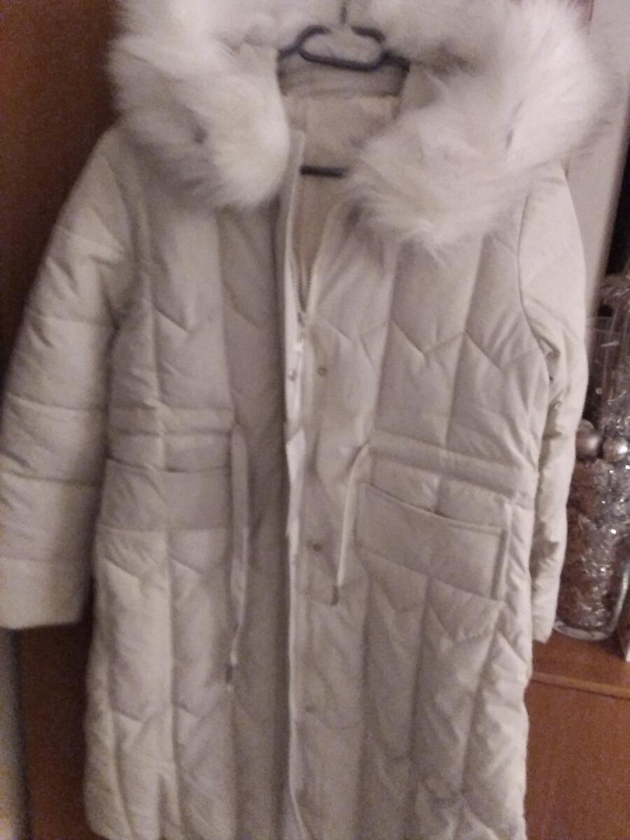 Bohužel jsem špatně měřila a kabát je mi malý, ... (Obrázek k recenzi)