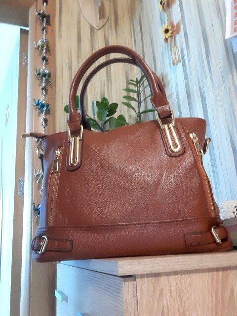 Прекрасна чанта (Снимка към рецензията)