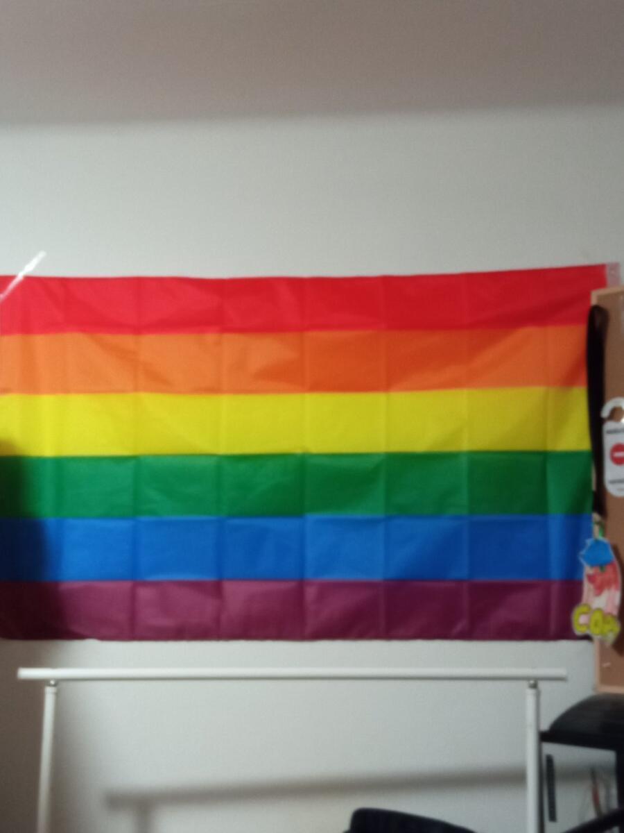 Vlajka nádherná, sice šla docela dlouho ale dle... (Obrázek k recenzi)