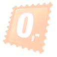 Zestaw wykrawarek z literami i cyframi - 40 sztuk