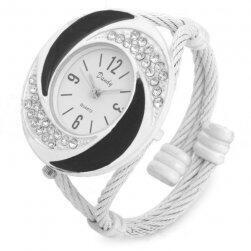 Damski zegarek na rękę w oryginalnym designu