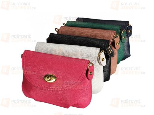 Mini-Damentasche in 7 Farben