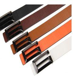 Pánský pásek z umělé kůže - v 5 barvách