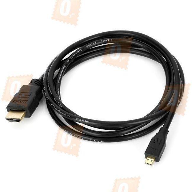 1,5 m propojovací kabel HDMI - micro HDMI 1