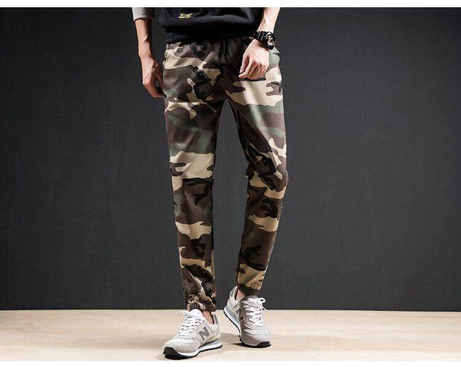 Męskie spodnie dresowe Cap 1