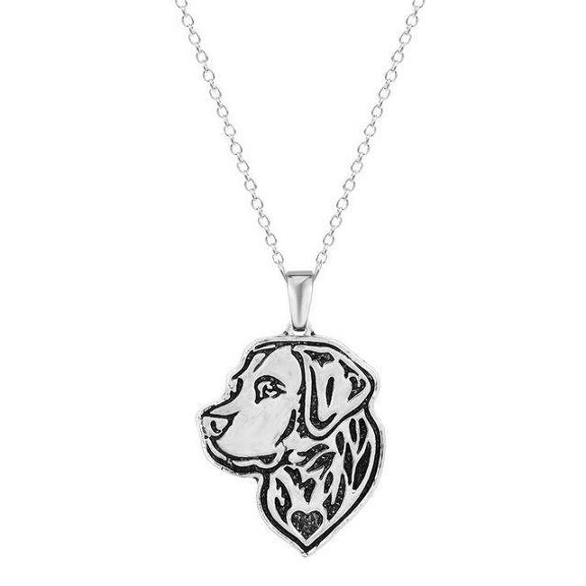 Ogrlica sa privsekom psećih rasa - 12 varijanti 1