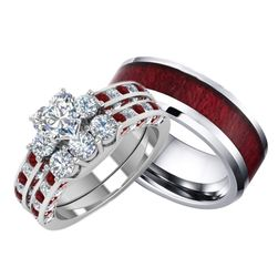 Prsten pro páry PT15