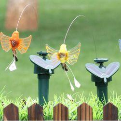 Solární dekorace na zahradu - 3 varianty