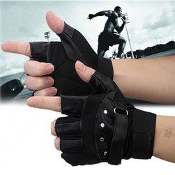 Stylové rukavice do chladného počasí
