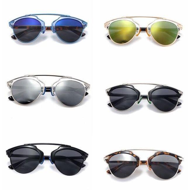Vintage napszemüveg - több szín 1