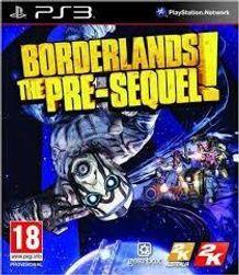 Hra (PS3) Borderlands: The Pre-Sequel!