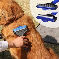 Hrablo pro psy s otočnou hlavou 2v1 - velikost M PD_1536409