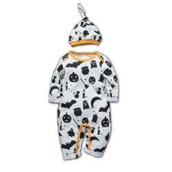 Zestaw dla niemowląt Halloween