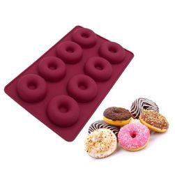 Silikonowa forma na donuty