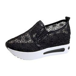 Ženski čevlji s petko BU565
