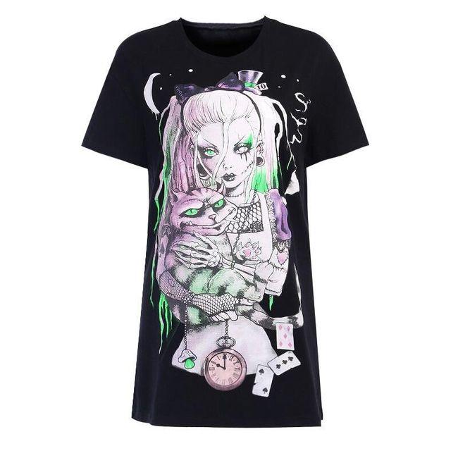 Dámské tričko Ao14 1