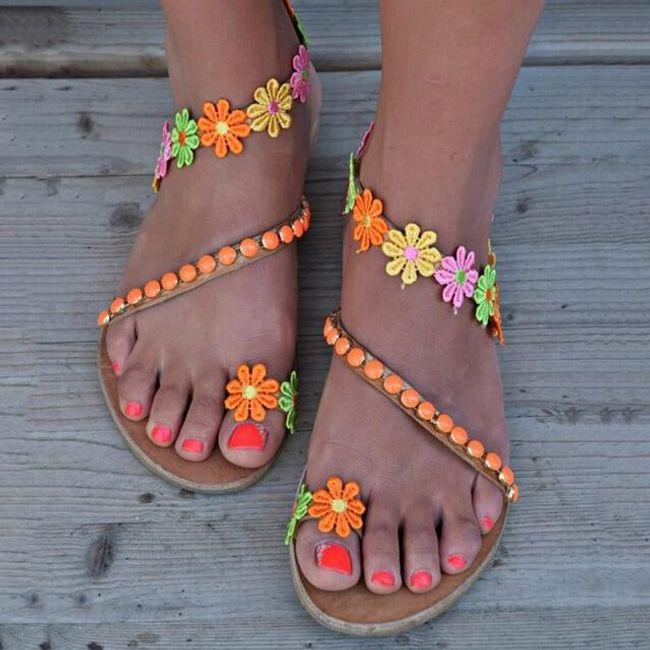 Дамски сандали Flou 1