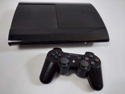 Herní konzole (malá estetická vada) PlayStation 3 Super Slim 4 GB