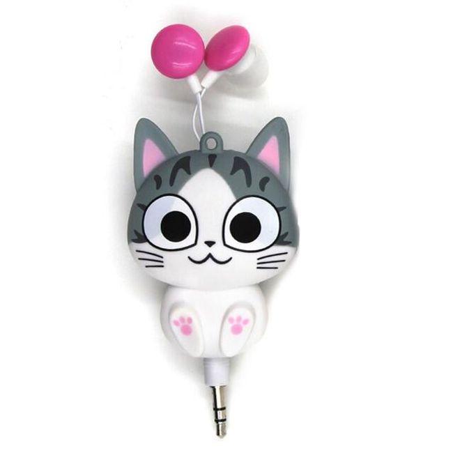 Slušalice sa mačkama Kitty 1
