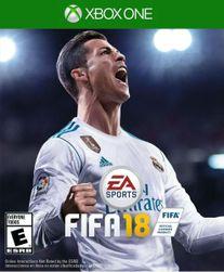 Игра (Xbox One) FIFA 18