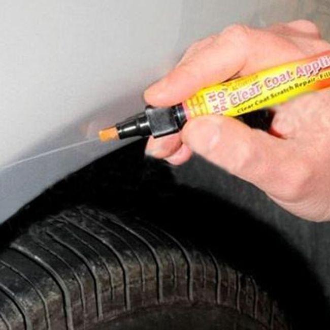 FIX It Pro na opravu škrábanců na karoserii auta 1