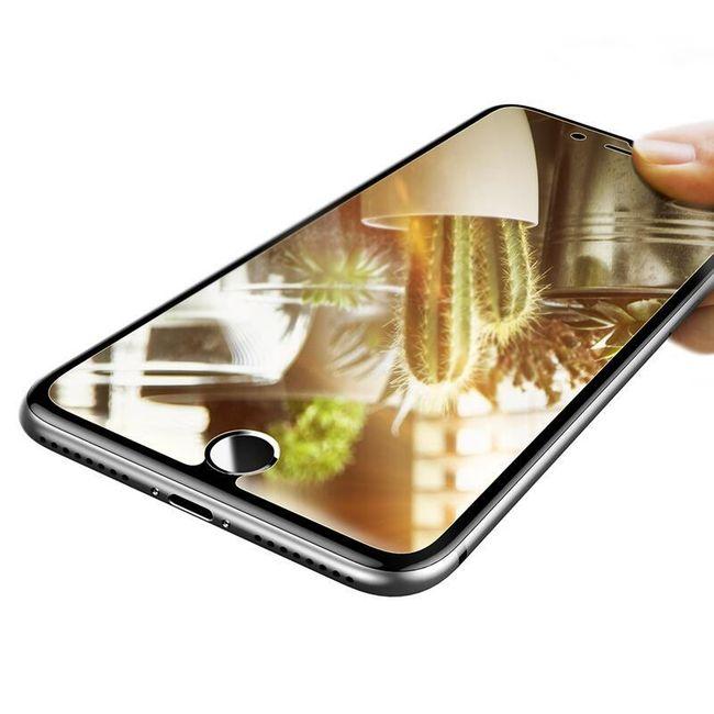Tvrzené sklo se zrcadlovou vrstvou pro iPhone 7 1