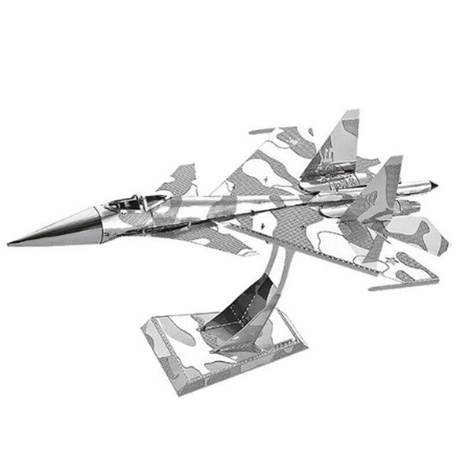 3D kovové puzzle Tom 1