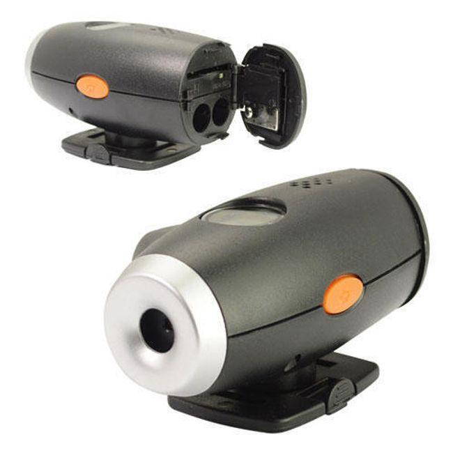 Outdoorová mini kamera na helmu 1
