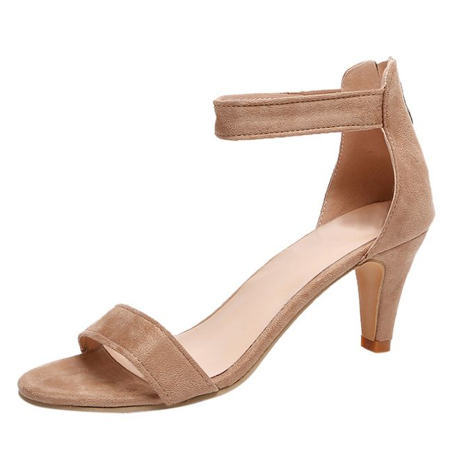 Damskie buty na obcasie Roxana 1