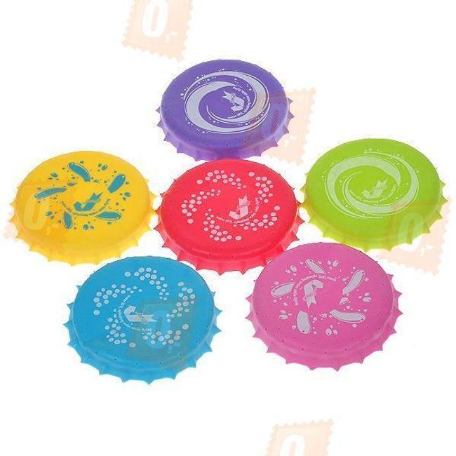 Lehké silikonové frisbee 1