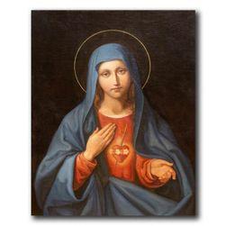 Kép vászonra keret nélkül Maria