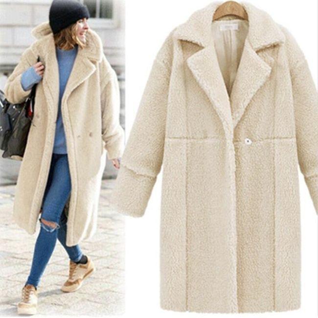 Damski płaszcz Denie 1
