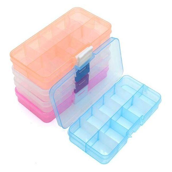 Пластиковый органайзер для мелких вещей 1