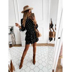 Ženska haljina sa dugim rukavima EA_631562998666