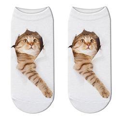 Ženske 3D čarape M547