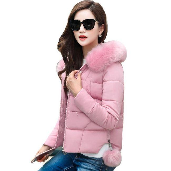 Ženska jakna Tenley 1