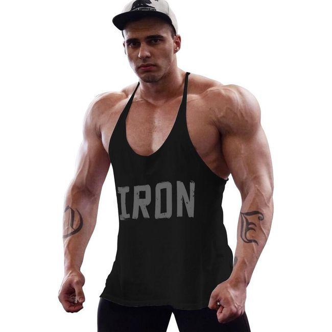 Sport férfi trikó Trent