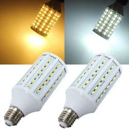 20 W LED žárovka s 84 LED diodami - 2 barvy světla