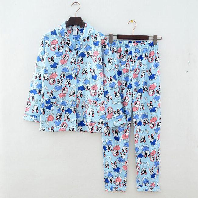 Dámské pyžamo Aleria 1