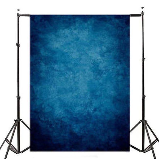 Fotografsko ozadje - abstraktni modri motiv 1