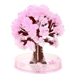 Papírový rostoucí strom - Sakura