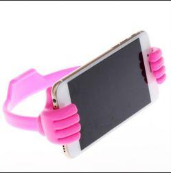 Держатель мобильного телефона - руки