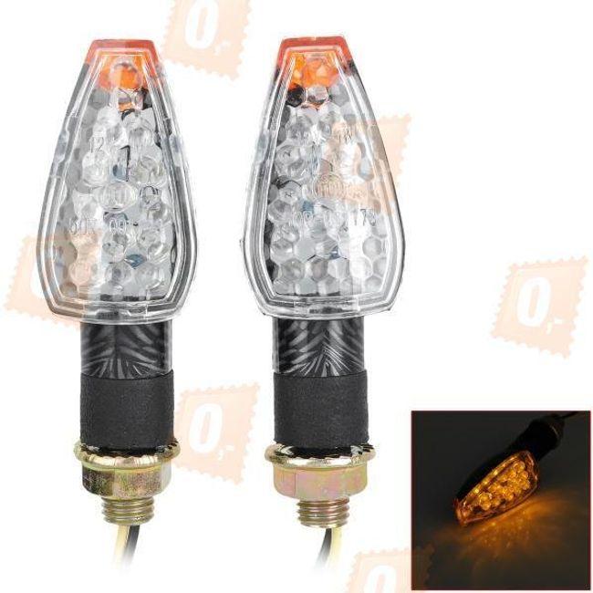 LED blinkry na motocykl 2ks - 14 LED 1