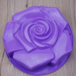 Silikonski kalup u obliku ruže