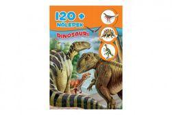 Knjiga sa nalepnicama Dinosaurusi RM_47355386