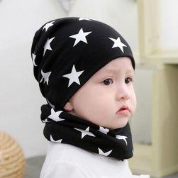 Boyunluklu çocuk şapkası Kendal