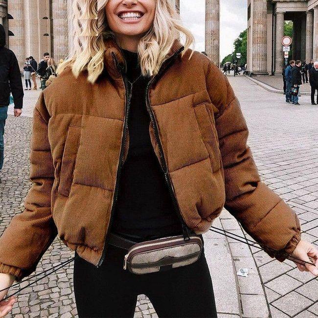 Női téli kabát Elisabeth 1