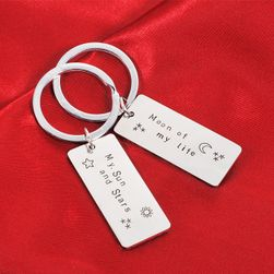Romantická klíčenka - 4 varianty