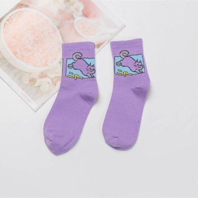Unisex ponožky Ronna 1